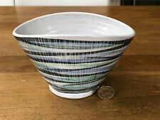 Rye Cinque Port Pottery hand painted Bowl