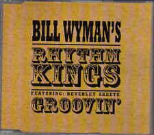 Bill Wymans Rhythm Kings-Groovin cd maxi single