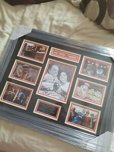 David Jason Signed Only Fools Official Framed Signature