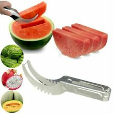 HIGH QUALITY WATER-MELON FRUIT CUTTER | SERVER | SLICER | STAIN-LESS-STEEL