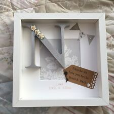 🎀Personalised Mother's Day For Nanna Nannie Frames Gift 💕