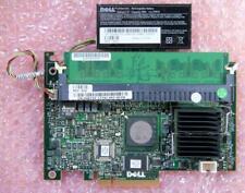 Dell 0GR155 PERC 5i PowerEdge SAS/SATA RAID Controller 256MB PCI-e x8 + Battery