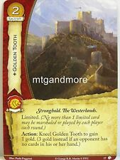 A Game of Thrones 2.0 LCG - #017 Golden Tooth - Lions of Casterly Rock