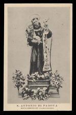 antica cartolina SANT'ANTONIO DI PADOVA-RIPALIMOSANI