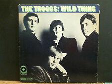 TROGGS  Wild Thing   LP  Mono U.S. original    GREAT !!
