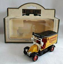 LLEDO DAYS GONE 1912 RENAULT VAN AUTOMOBILES RENAULT DIECAST BOXED DG85000