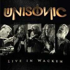VINYL UNISONIC - Vivre Wacken NOUVEAU CD+DVD