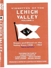 VIGNETTES OF THE LEHIGH VALLEY VOL 2 DVD-R CLEAR BLOCK