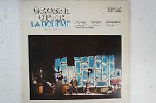 Puccini La Boheme Querschnitt Fischer Dieskau Hoppe Staatskapelle Berlin (LP7)