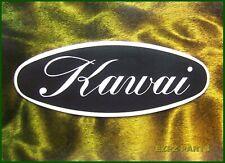 Logotipo de cabezal De Guitarra Para Guitarra Y Bajo EZPZ Kawai Vintage Guitar Parts