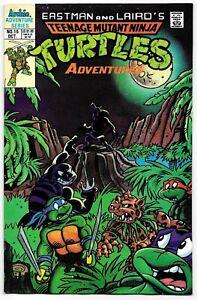 Teenage Mutant Ninja Turtles Adventures #15 Archie Comics