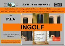 Lackstift für IKEA Ingolf weiß