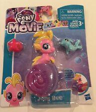 My Little Pony The Movie Baby Sea Pony Jelly Bee NEW