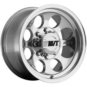 "Mickey Thompson Classic III 17x9 6x5.5"" -12mm Polished Wheel Rim 17"" Inch"