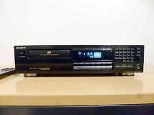 Lecteur CD Sony CDP-411 Haut de Gamme ( Marantz Philips Luxman Rotel Denon  )