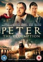 Peter - The Redemption DVD (2016) John Rhys-Davies, Bristow (DIR) cert 15