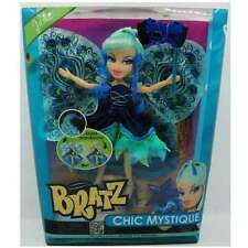 Exclusive Bratz Chic Mystique Jade Peacock Doll Limited Edition NEW
