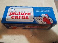 1989 Topps Baseball Vending Box (500 cards) Free shipping!