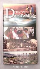 Day Of Discovery VHS Video January - March 2007 New Factory Sealed
