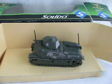 toy military vehicle- French Char- Solido