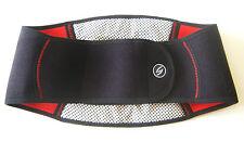 Tourmaline Self-Heat Neoprene Back Support Strap Belt Pain Relief Lumbar