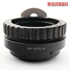 "B4 2/3"" CANON FUJINON lens to Canon EOS M EF-M mount Mirrorless camera adapter"