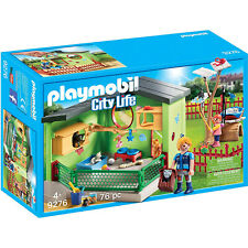 Playmobil City Life Purrfect Star Cat Boarding Building Set 9276 NEW Learning