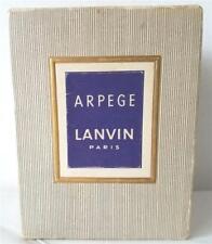 VINTAGE LANVIN PARIS *ARPEGE* EXTRAIT PARFUM #828 PERFUME 28 gr/1 oz SEALED HTF