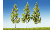 FALLER White Birch Trees 130mm (3) HO Gauge Scenics 181372