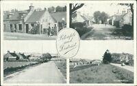 Pitcaple. Inveramsey. Whiteford. Multi-View  Vintage PC RJ.1187