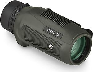 Vortex Solo 8 x 36 Monocular + Clip, Case & Lanyard (UK Stock) BNIB NEW S836