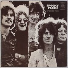 SPOOKY TOOTH: Spooky Two USA A&M Orig Psych Rock Vinyl LP VG+