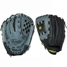 "Wilson A360 12"" Youth Baseball Catchers Glove-WTA03LB1512 Left Hand Thrower NEW"