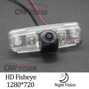 HD Fisheye Rear View Camera For Subaru Forester/Forester STI Tribeca Impreza WRX