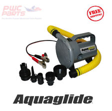 AQUAGLIDE 12V TURBO Pump for Watersports Towables SUP Kayaks HB  58-5205004