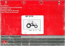 Massey Ferguson Quickie Reference Parts Guide Agriculture/farming