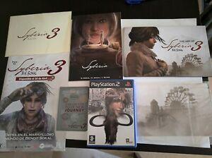 Syberia 2 Y Press Kit Syberia 3 Playstation