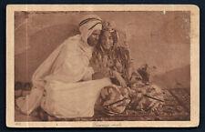 AK - LEHNERT & LANDROCK - Nr. 262 - Danseuse arabes - HAREM - Maghreb -Tunesien