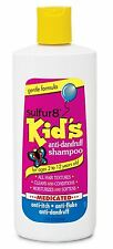 Sulfur8 Kids Medicated Anti Dandruff Shampoo, 7.5 oz