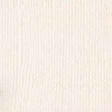 Paper Texture Fabric Vanilla 12in - Bazzill Basics paper