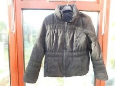 M & S Women's size medium black jacket/coat