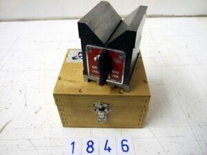 "Eclipse V Magnetic Chuck Block, 3"" (1846)"