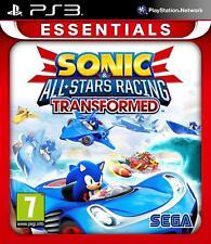 Ps3 Sónico & y All-Stars Racing Transformed Sega juego para PlayStation 3 Neu