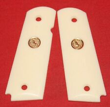 Colt Firearms Full Size 1911 Ivory Grips