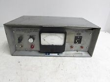 CLINTON INSTRUMENTS HF-20-C HIGH FREQUENCY SINE WAVE SPARK TESTER 5/15KV *GOOD*
