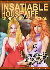 1970s Housewife 5-Film Grindhouse Collection (DVD)