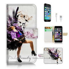 ( For iPhone 8 Plus / iPhone 8+ ) Case Cover P2250 Guitar Angel