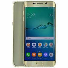 Samsung Galaxy S6 edge+ Plus - 32GB -Gold Platinum (Unlocked) Smartphone Grade A