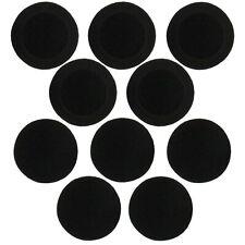 "On-Ear Cushion Replacement Ear Pads 50mm / 2"" Foam Earphone Cushions 5-Pairs"