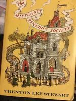 The Mysterious Benedict Society Paperback Book by Trenton Lee Stewart Pre Owner